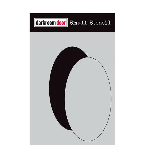 small stencil - oval set