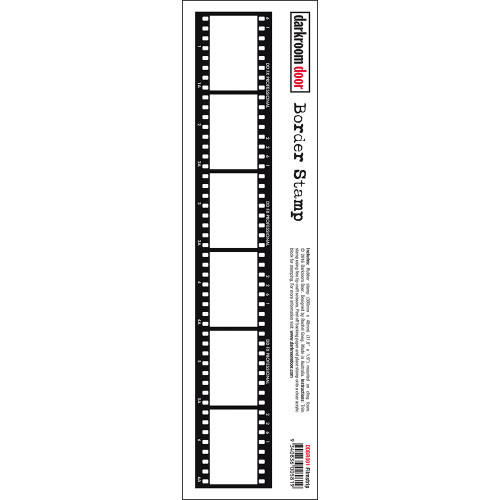border stamp - filmstrip