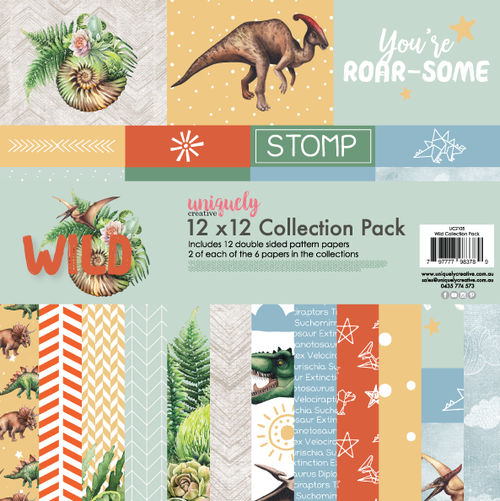 wild collection pack