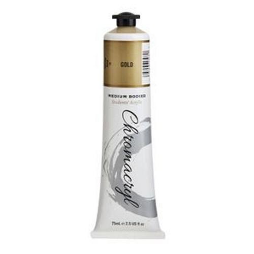 chromacryl gold