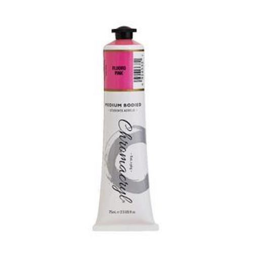 chromacryl fluro pink