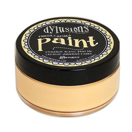 dylusions vanilla custard