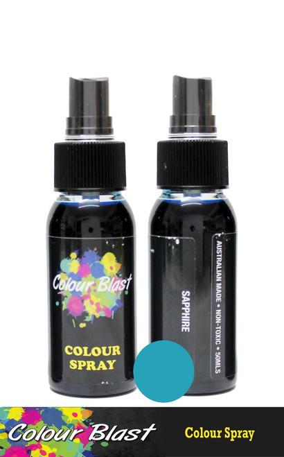 colour spray sapphire