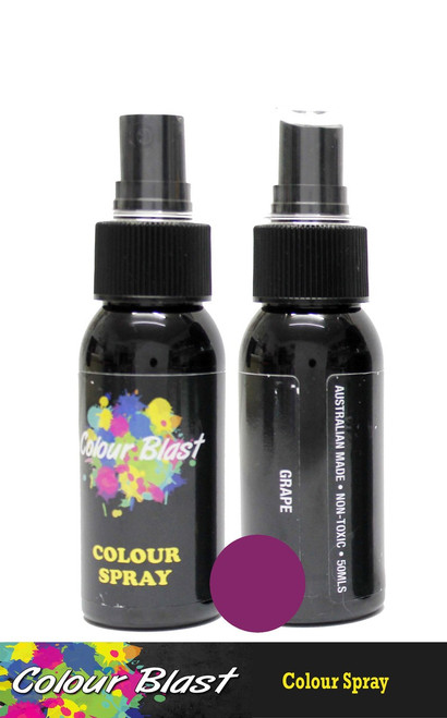 colour spray grape