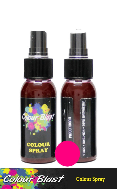 colour spray bubblegum