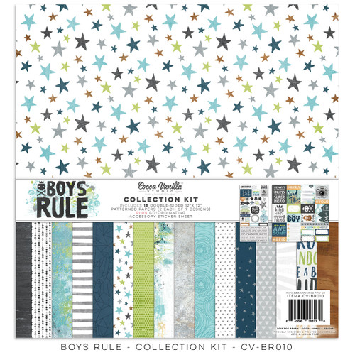 boys rule collection kit