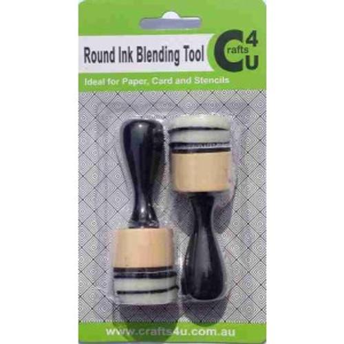 round ink blending tool