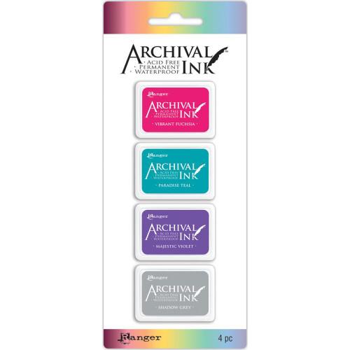 mini archival ink pad set 4
