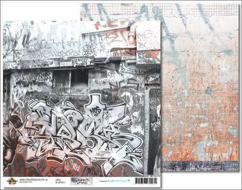 graffiti grunge epic