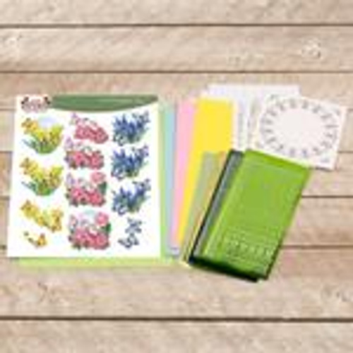dot and do decoupage set - flowers