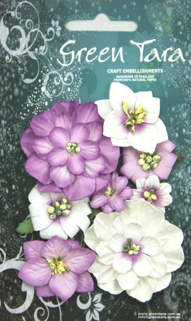 fantasy blooms lavender 8pk