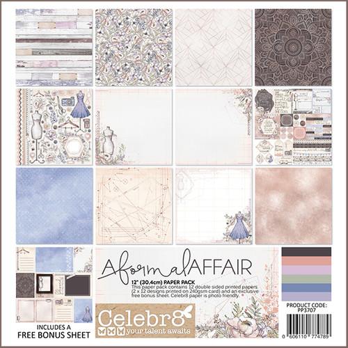 a formal affair paper pack