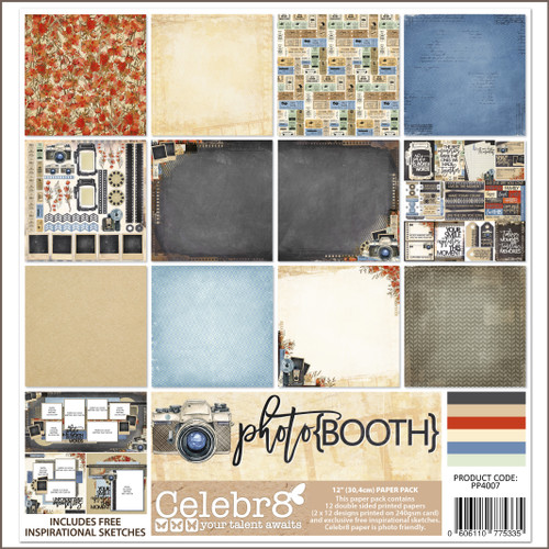 photo booth paper pack
