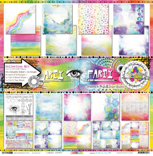 arty farty - collection kit