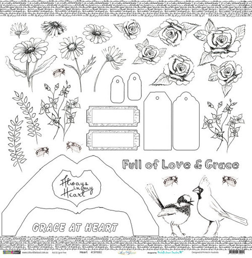love and grace - heart