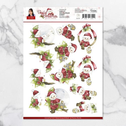 joyful christmas - christmas elf