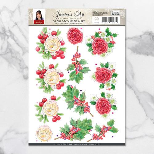 christmas classics - rose