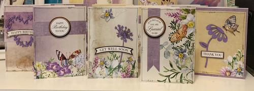 wild flora card kit