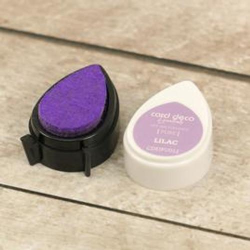 card deco essentials dye ink - lilac