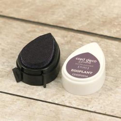 card deco essentials dye ink - eggplant