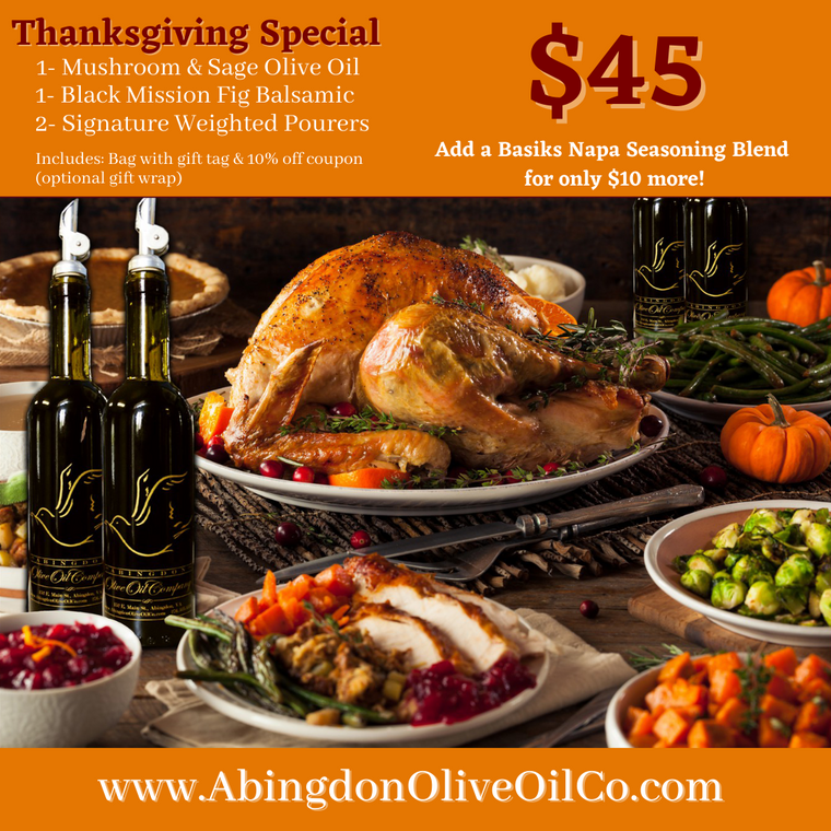 Thanksgiving Special (without Seasoning)