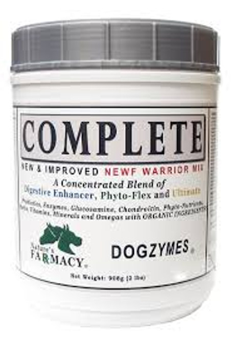 Nature's Farmacy Dogzymes Complete