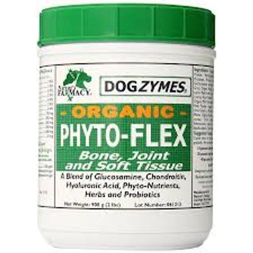 Nature's Farmacy DOGZYMES -Organic- Phyto Flex