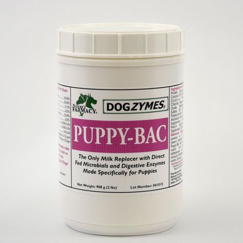 Nature's Farmacy DOGZYMES Puppy-BAC