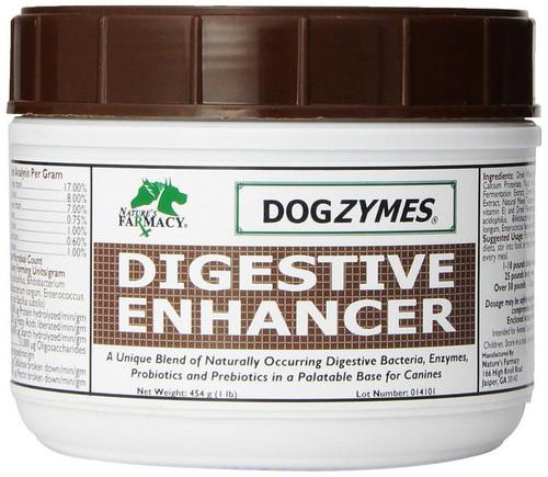 Nature's Farmacy DOGZYMES Digestive Enhancer