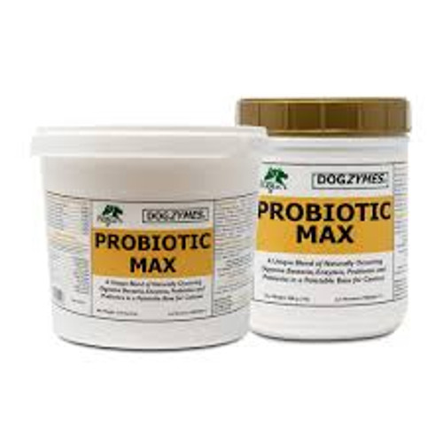 Nature's Farmacy DOGZYMES Probiotic Max