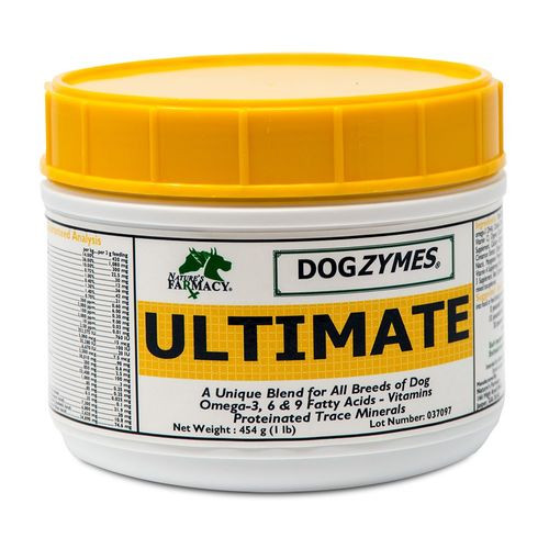 Nature's Farmacy Dogzymes Ultimate
