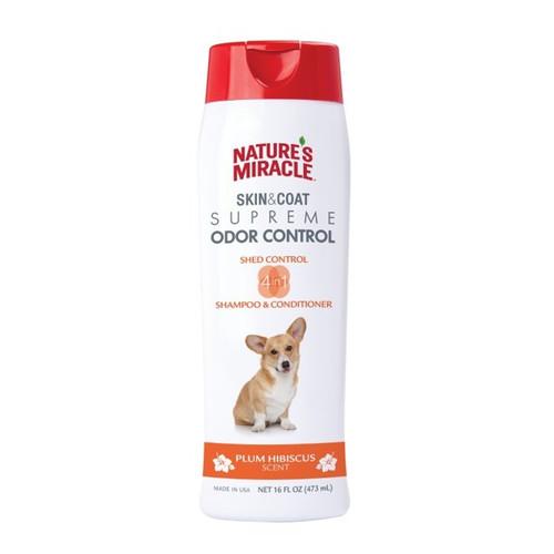 Nature's Miracle Dog Shampoo