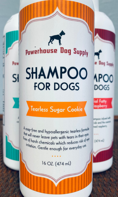 Powerhouse Shampoo Tearless Sugar Cookie