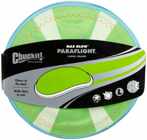 CHUCKIT! Max Glow Paraflight