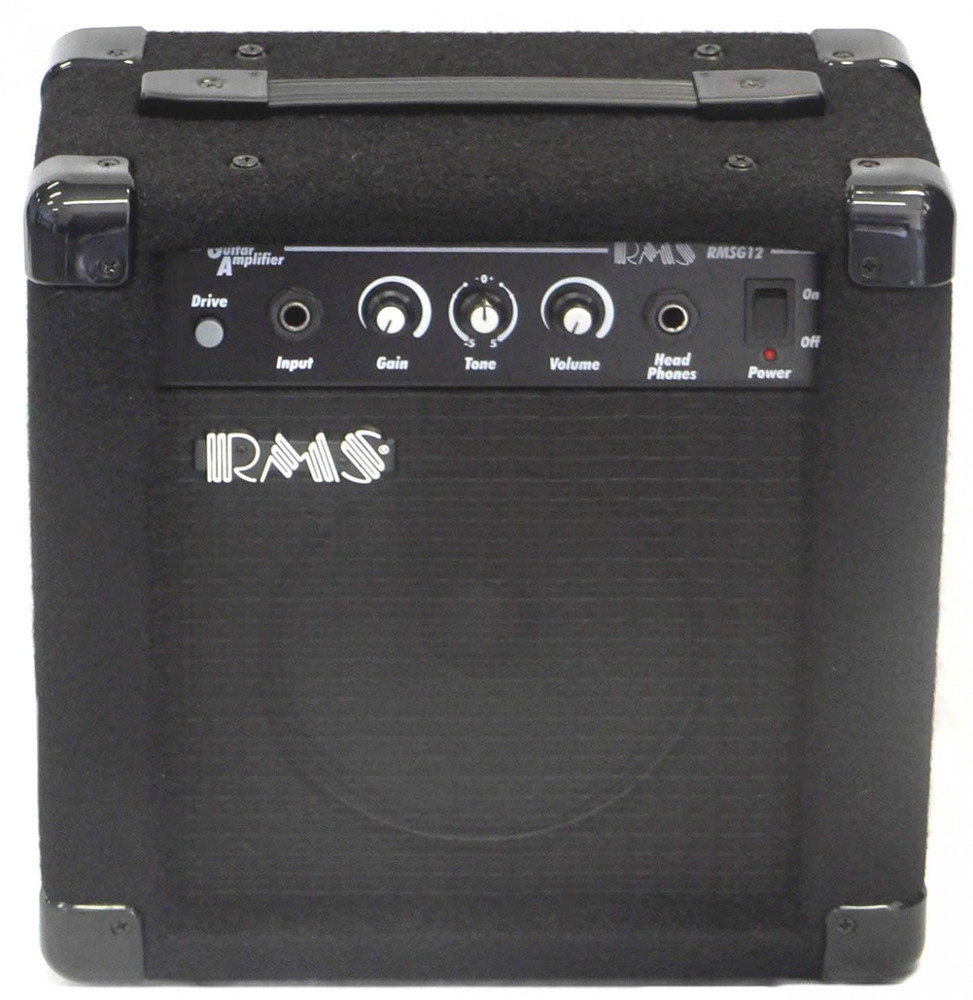 RMS 12w Electric Guitar Practice Amp