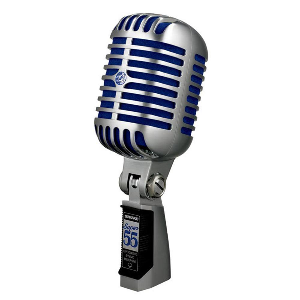 Shure Blue Super 55 Dynamic Microphone
