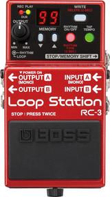 Boss RC-3 Loop Pedal