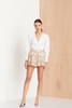 Le Follies Shorts - Camellia Print