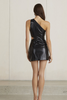 Shadow Dancer Dress - Black