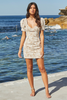 KAHUNA CUT OUT DRESS