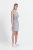 BLOOM DRESS - Grey Marl