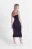 BOURBON DRESS - BLACK