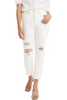 WEDGIE FIT STRAIGHT JEANS in Cloud Bank