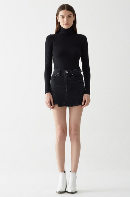 Quinn Hi Rise Mini Skirt - Cult
