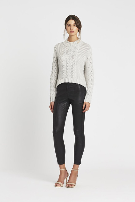 Iona Cable Sweater - Naturel