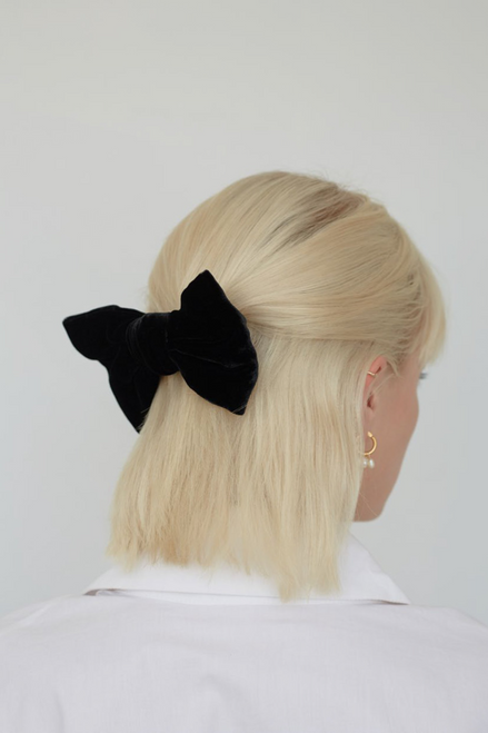 Honeysuckle Barrette