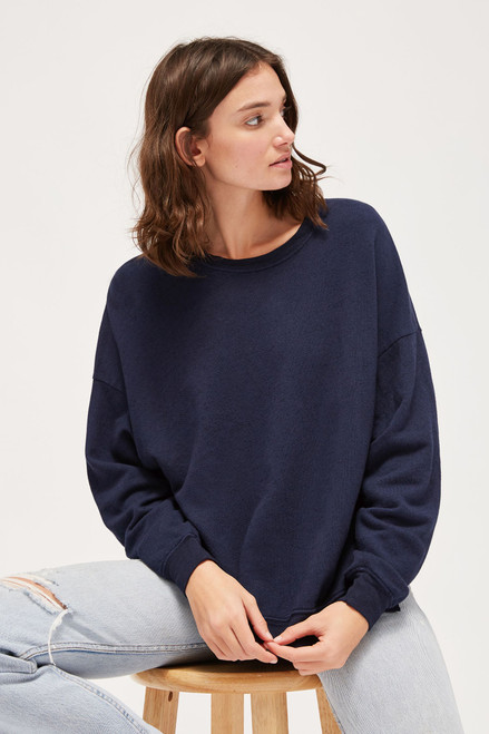 MALIBU SWEATSHIRT - INK