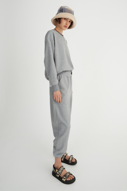 DUSTY JUMPER GREY MARLE