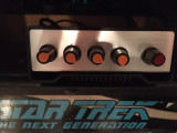 PinWoofer - Bally Williams - Star Trek the Next Generation Amplifier Settings