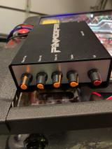 PinWoofer - Stern - SAM - The Walking Dead Amplifier Settings